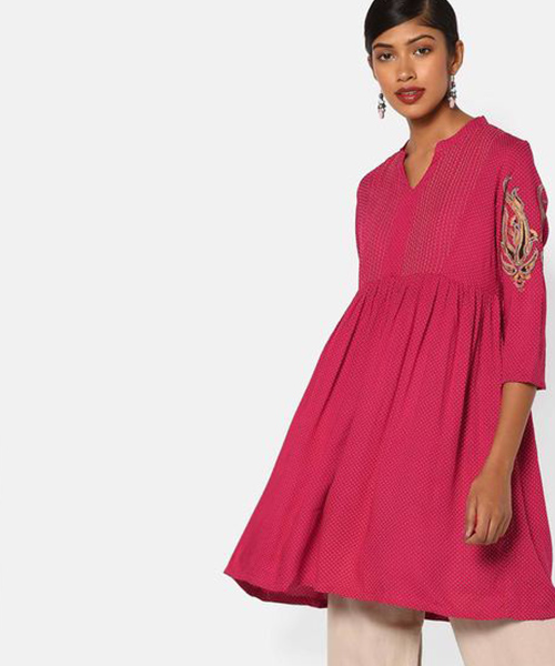 b8ded109172 25 Types Of Kurtis And Styling Tips Every Woman Should Know