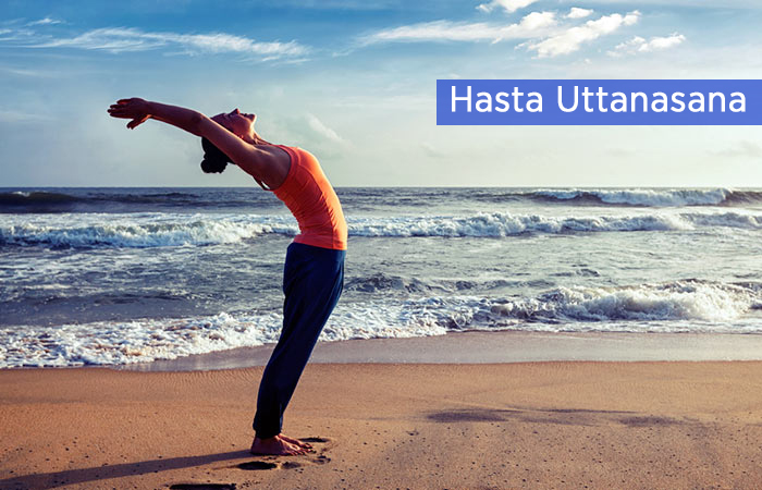 Hasta-Uttanasana