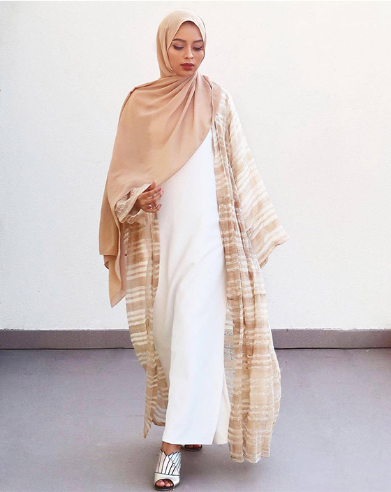 Hijab Style For Eid
