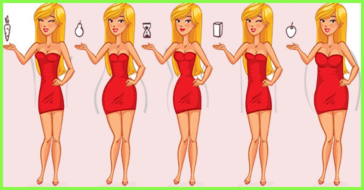 how to decide what body type you are