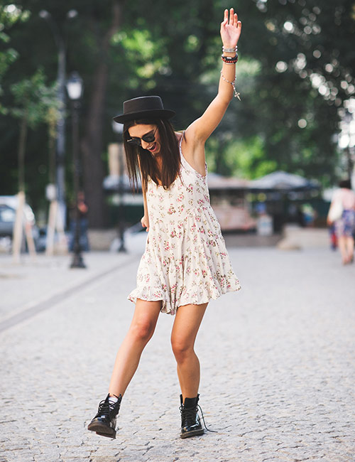 Ankle Boots In Summer With Outfits