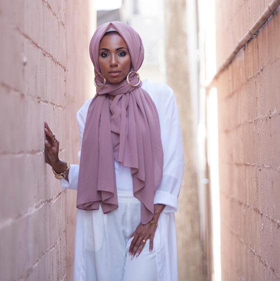 Modern Hijab Style