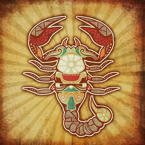 Scorpio (Oct 23-Nov 22)