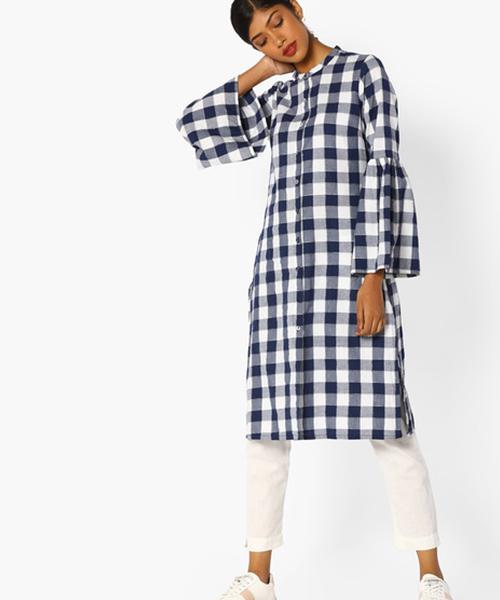 Shirt-Style-Kurti