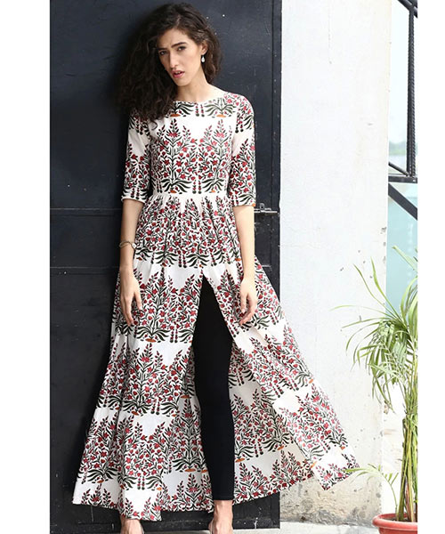 95463f897c5622 25 Types Of Kurtis And Styling Tips Every Woman Should Know