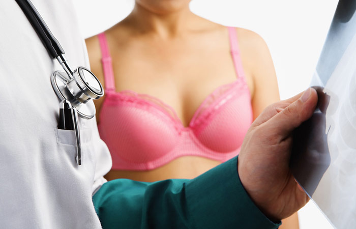 What Is The Role Of The Bra In Reducing Breast Pain
