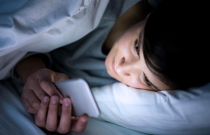 1. Lack Of Sleep