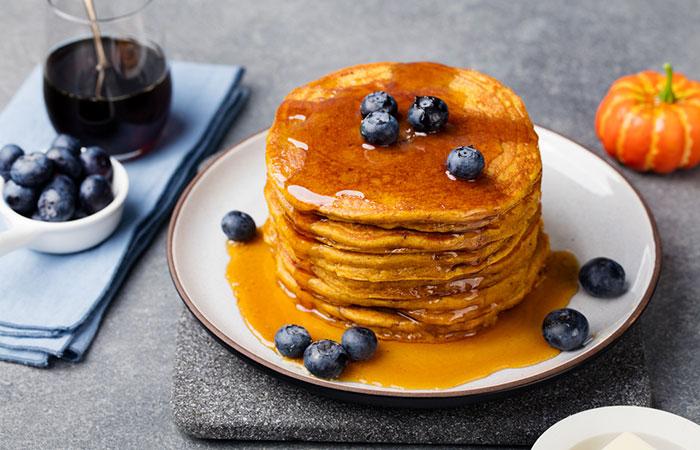 Paleo Diet Recipes - Paleo Pancakes