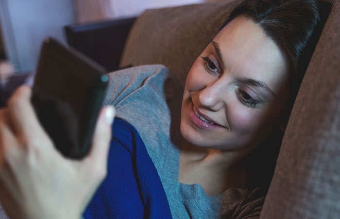 10. Nights and Phone Calls Have Become Synonymous