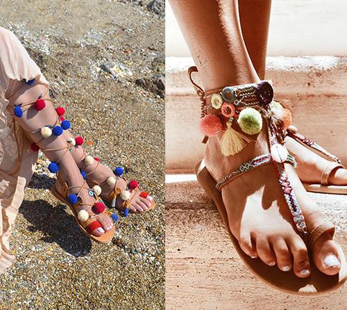 13. Gladiator Sandals