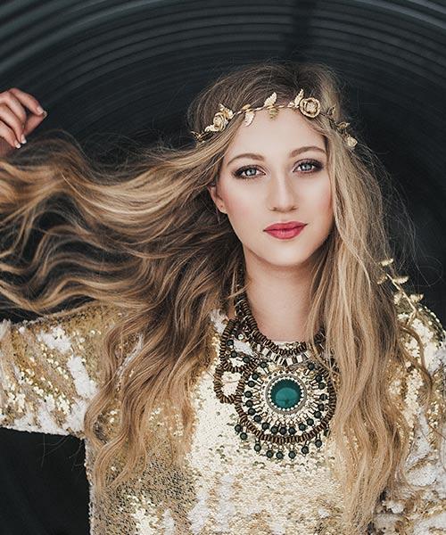 16. Bandanas Or Floral Hair Accessories