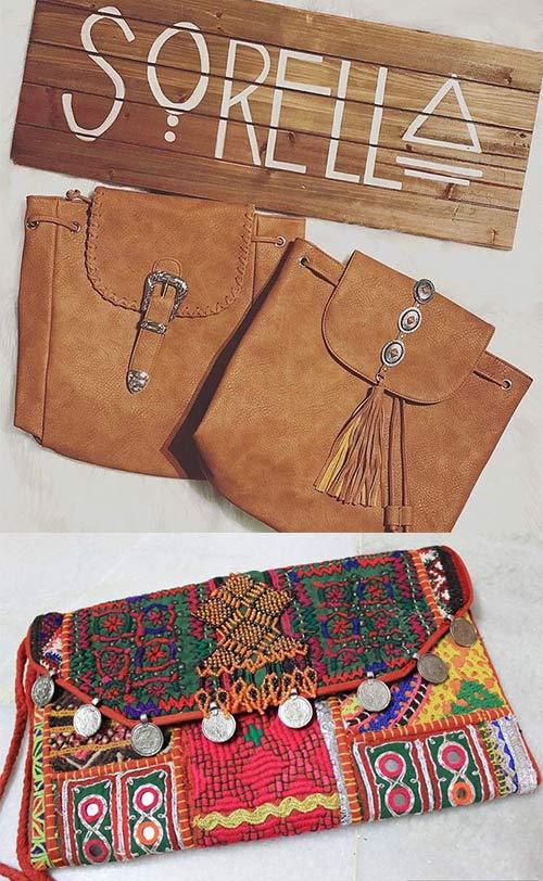 17. Hippie Handbags
