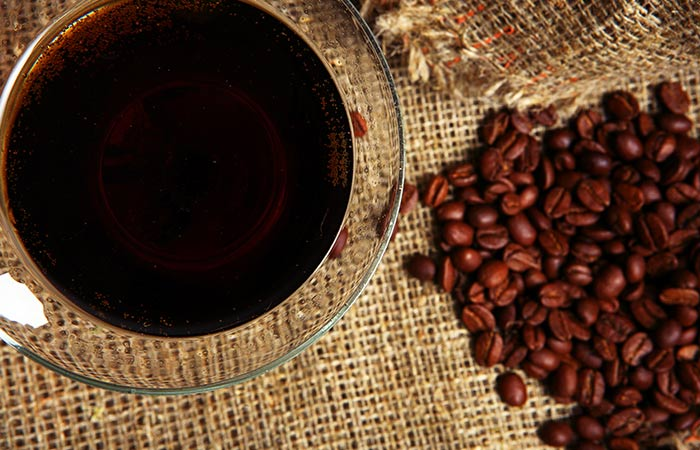2. Caffeinated Drinks