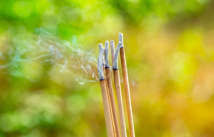 2. Incense Sticks