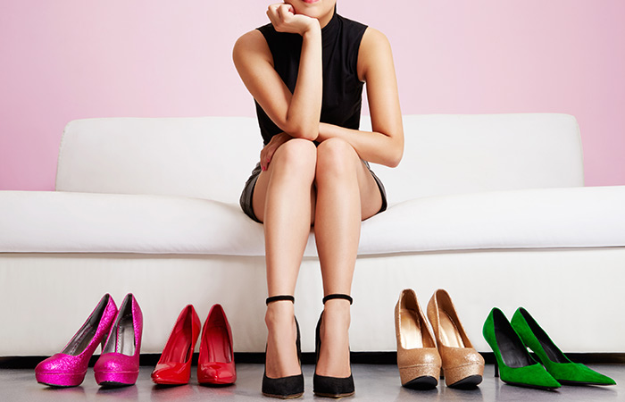 2. Look Simply Fly With Heels That Are High