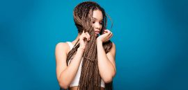 20 Uber Cool Ways To Style Your Micro Braids