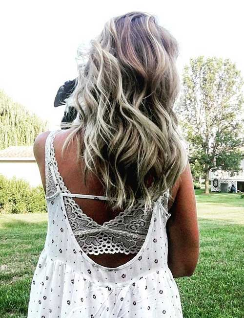 24. With Backless Dresses Or Tops