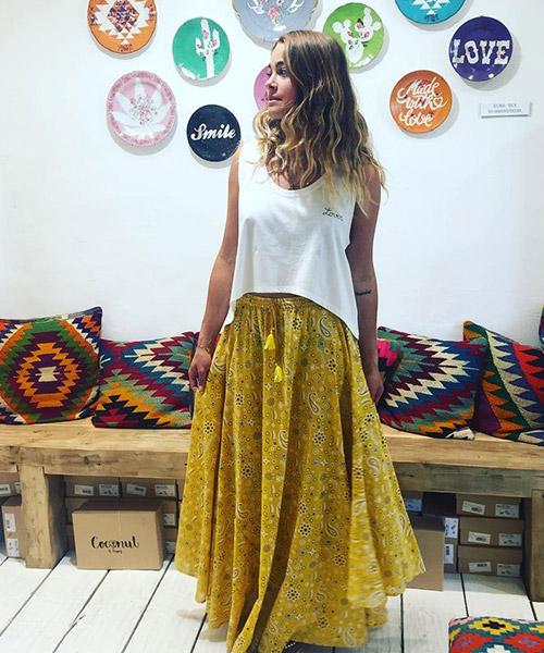 3. Long Skirts