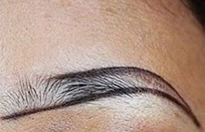 Eyebrow Tinting At Home - How To Tint Eyebrows With Eyebrow Pencil/Powder/Gel? - Step 3