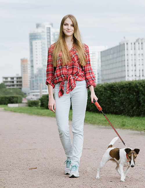 4. High Rise Jeans