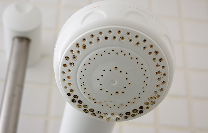 4. Removing Limescale Off Taps And Showers