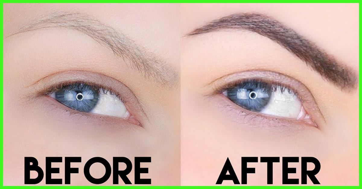 How To Tint Eyebrows At Home? - 5 Best DIYs For Eyebrow Coloring