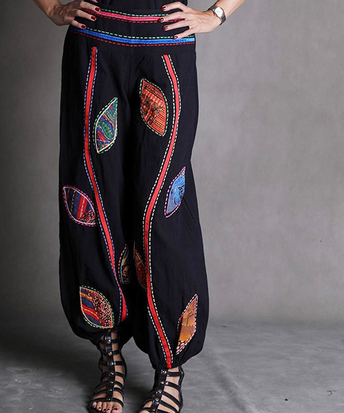 5. Harem Pants Or What Some May Call Hippie Pants