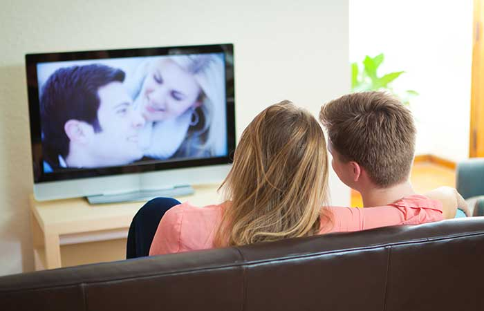 5. You Are Suddenly Watching A Lot Of Romcoms, and You are Actually Enjoying It