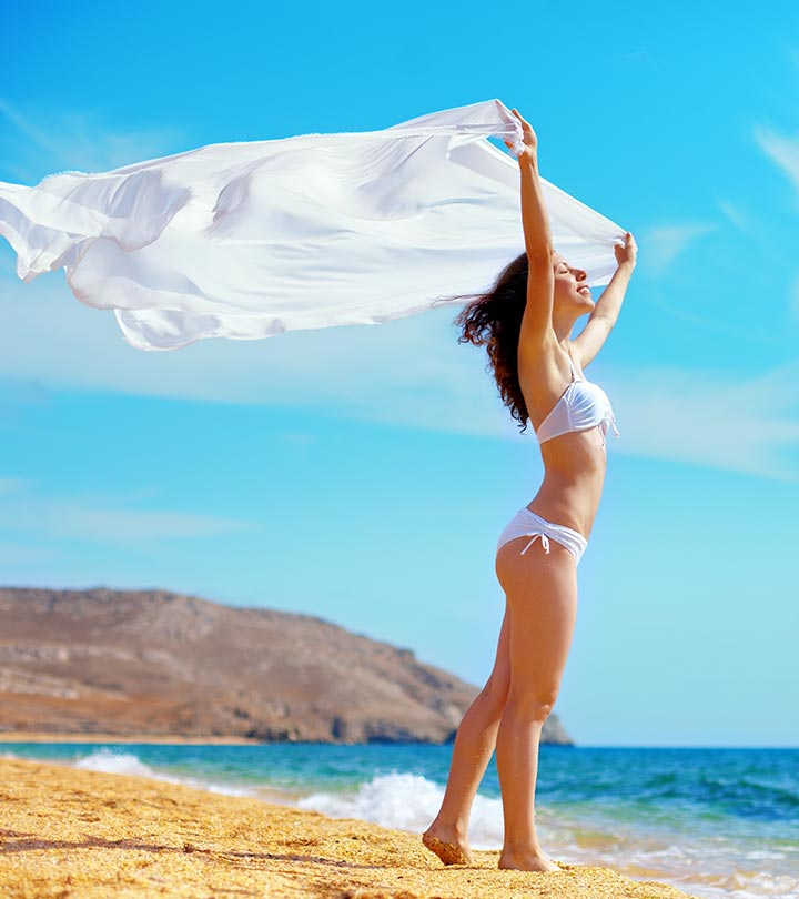 9 Ways Of Wearing A Sarong