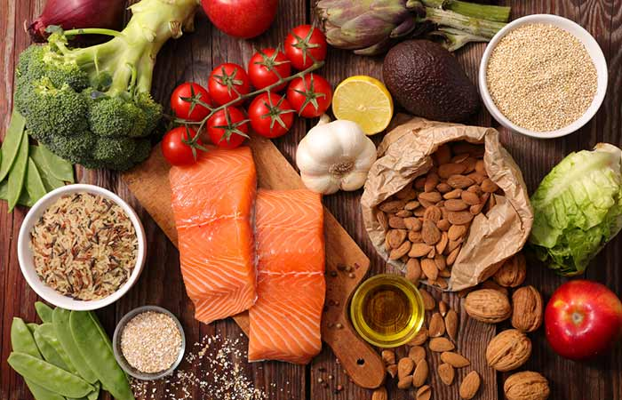 DASH Diet – Foods To Eat