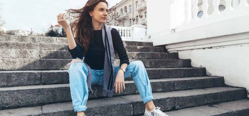 How To Wear Boyfriend Jeans – Outfit Ideas
