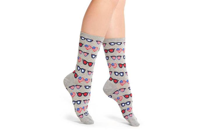 4. Mid-Calf Length Socks