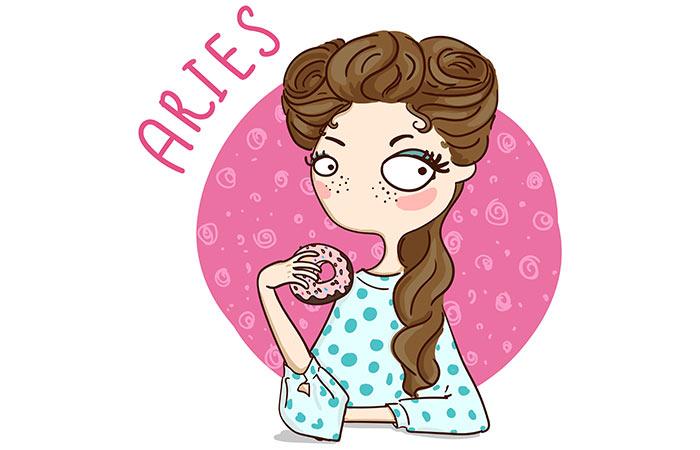 1. Aries (20 Mar – 19 Apr)