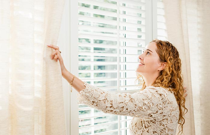 10. Curtains and blinds