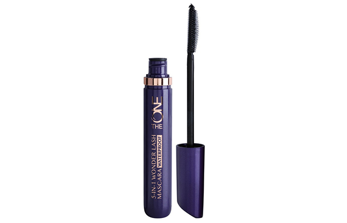 Best Oriflame Beauty Products - 10. Oriflame The ONE 5-in-1 Wonder Lash Waterproof Mascara