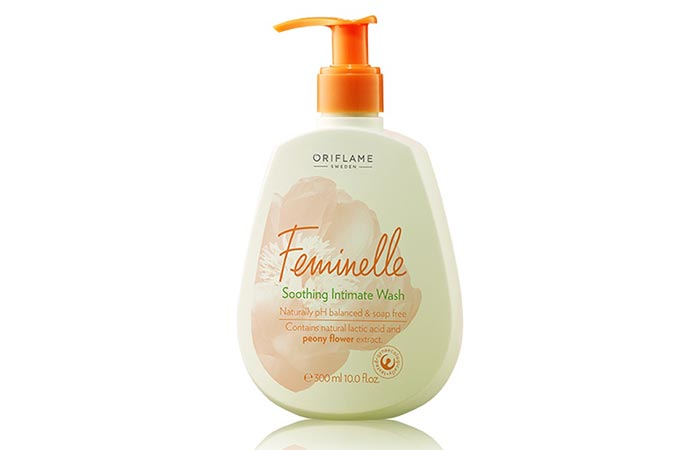 Best Oriflame Skin Care Products - Oriflame Feminelle Soothing Intimate Wash