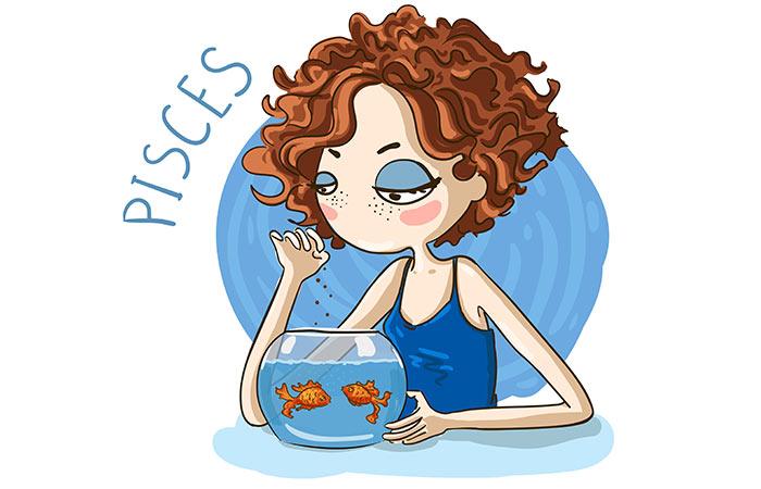 12. Pisces (19 Feb – 20 Mar)
