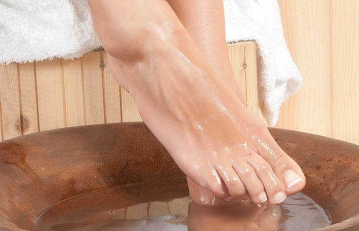 13. Healing Blisters