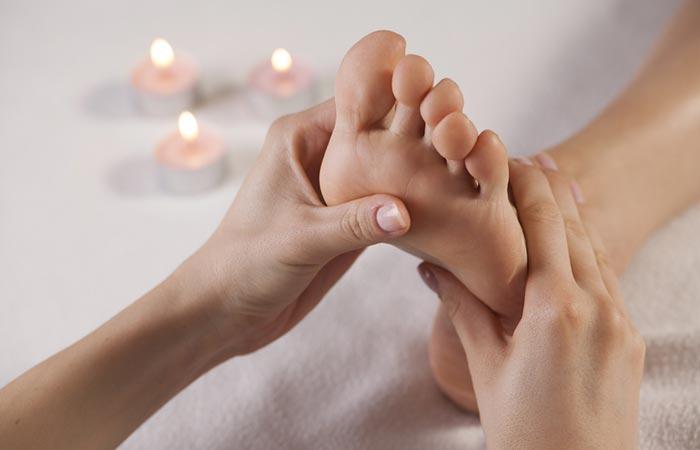 #2 – Massage