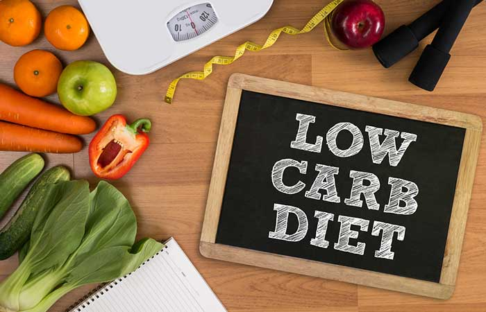 2. Low Carbohydrate Diet
