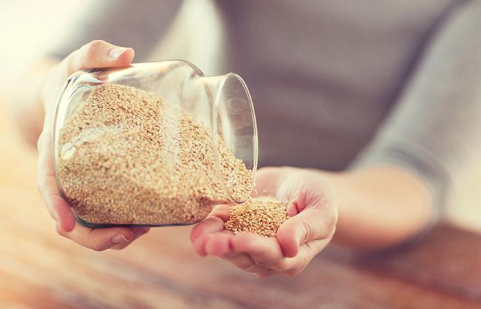 2. Quinoa