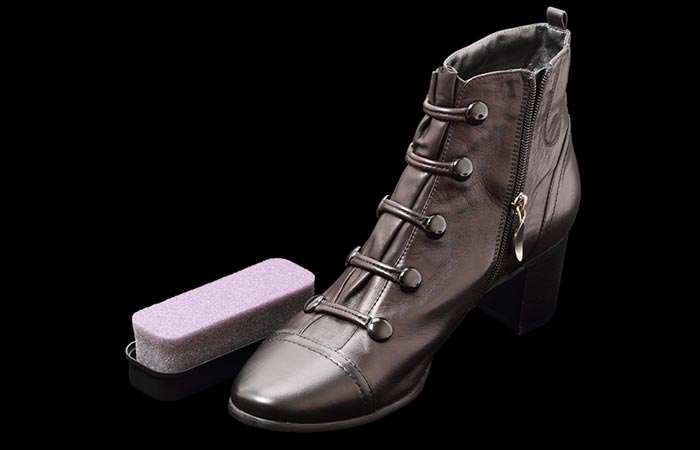3. Cleaning Leather Footwear