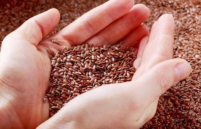 3. Flaxseeds