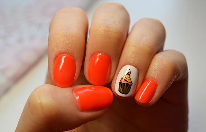 3. Orange