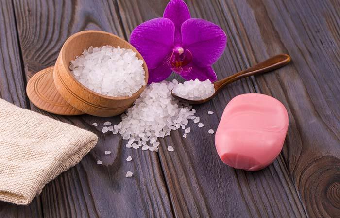 #4 - Bath Salt To The Rescue