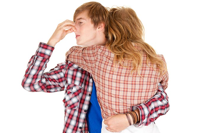 4. Bad hygiene habits