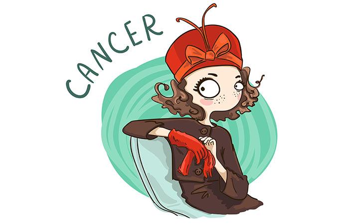 4. Cancer (21 Jun – 22Jul)