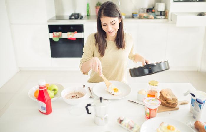 4. Diet High in Protein