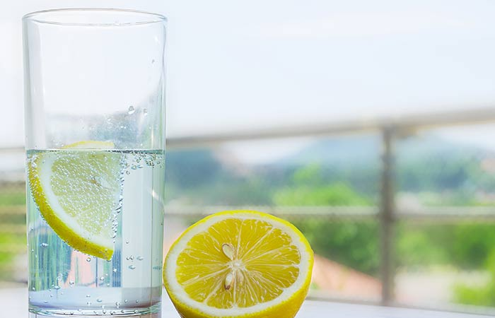 4.-Drinking-a-glass-of-water-with-lemon-every-morning