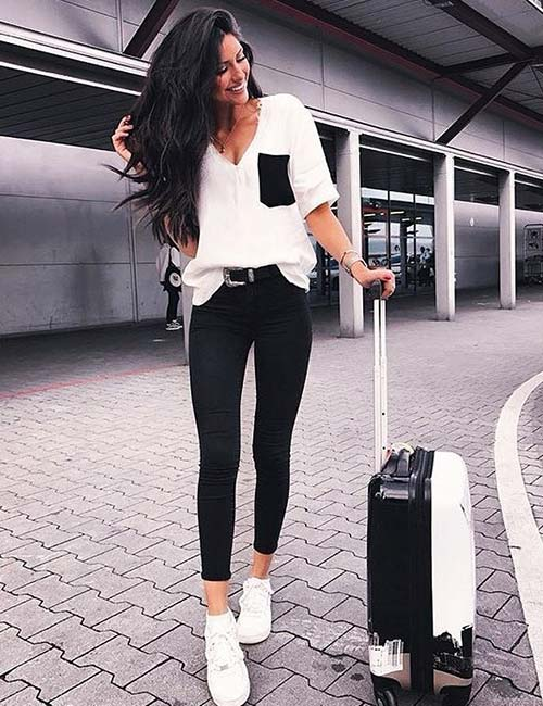 What To Wear With Black Jeans 20 Styling And Outfit Ideas